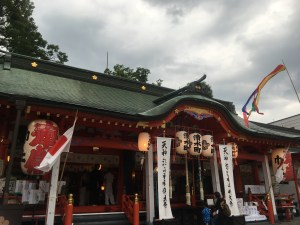 天神深志神社例大祭2018