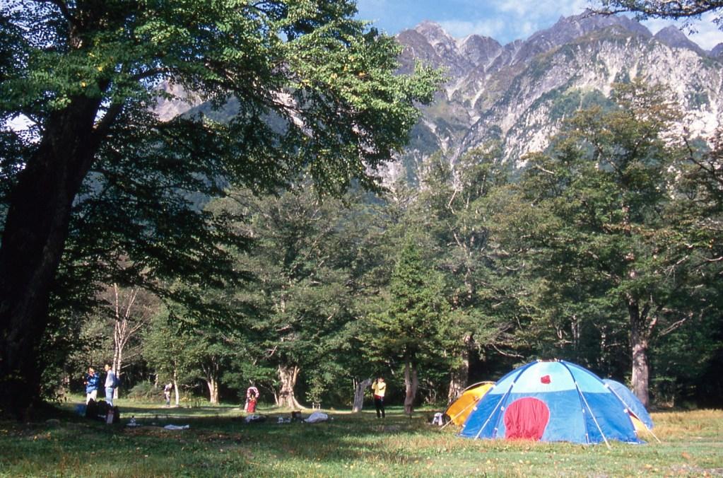 Tokusawa Camp Ground