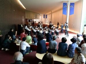 OMF スズキメソードによる ロビーコンサート