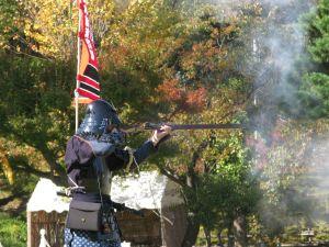 第30回 国宝松本城「古式砲術演武」