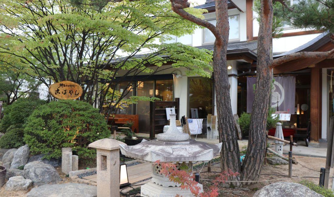 松本城下,KOBAYASHI(小林)蕎麥麵