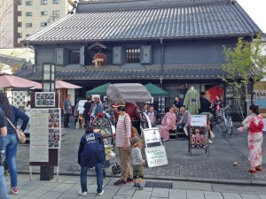 Fun in Nakamachi: Japanese Culture Experience Day and Free Sticker Campaign