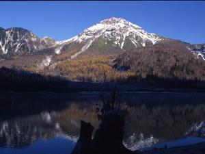 松本にある日本百名山