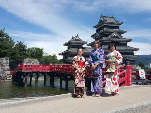 New English Booking Site for Cultural Experiences in Matsumoto