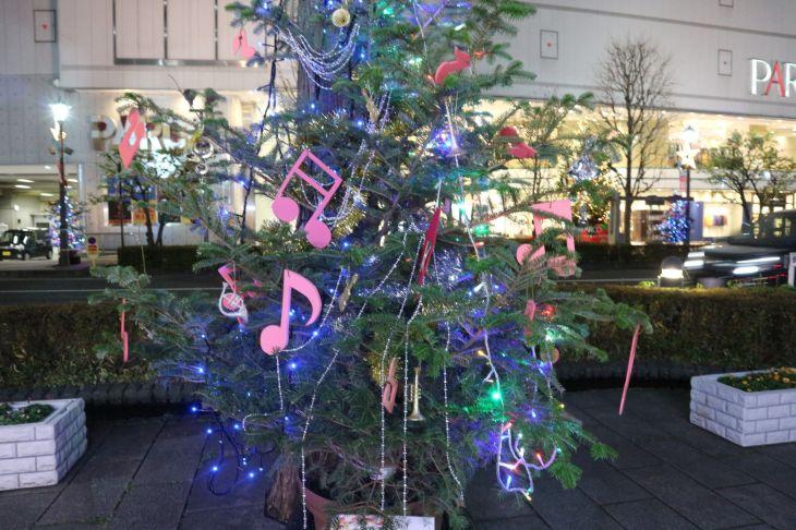 伊勢町クリスマスツリーコンテスト2