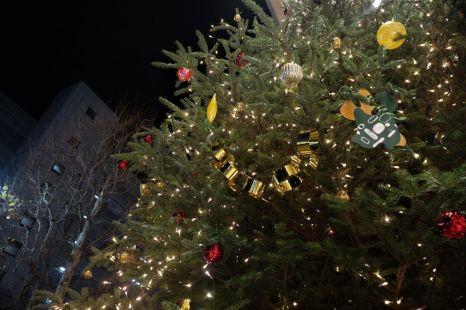パルコクリスマスツリー3