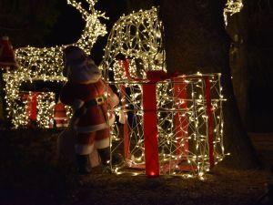Matsumoto aux couleurs de Noël!