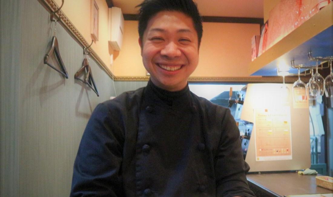 気軽にフレンチ!笑顔が素敵な若いオーナーシェフの店「フレンチバルしらの」