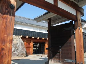 Matsumoto Castle's East Side Story
