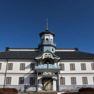 旧開智学校校舎が国宝になりました。明日5日記念式典と記念行進が開催されます!