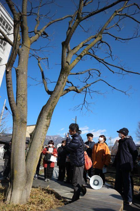 こけの木都市デザインツアー