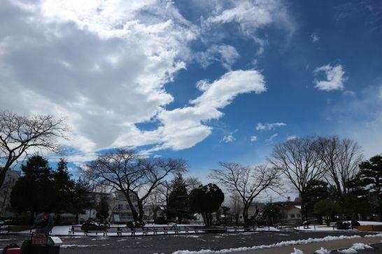 松本城公園20193月