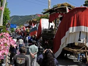 須々岐水神社お船祭