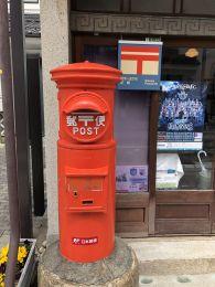 ตู้ไปรษณีย์ที่ยังคงใช้งานได้