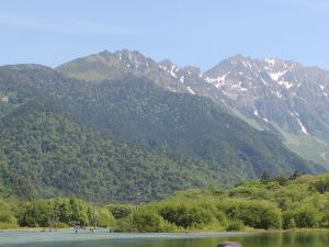 Taisho Pond & The Cool Route through Kamikochi