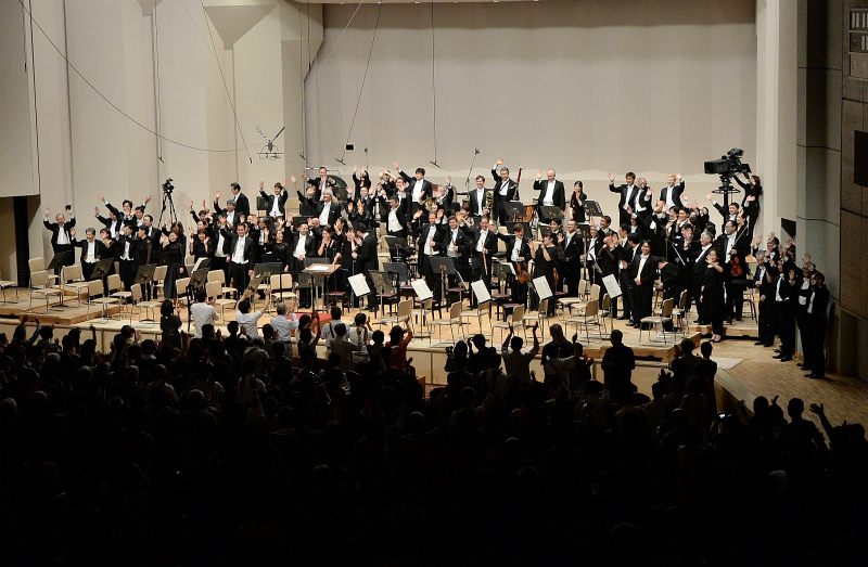 OMF オーケストラコンサートBプログラム 2019.09.07