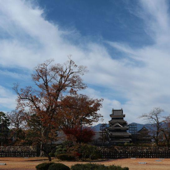 松本城二の丸2019-11-18