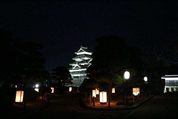 Hikariのページェント松本城公園2019