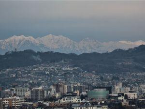 弘法山から見る眺望~第3回 都市デザインツアー 「山の見える眺望編」①
