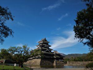 #おうちで松本 国宝松本城いろんな角度から眺めて見る
