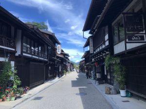 เดินทางจากมัตสึโมโต้ไปเที่ยว Naraijuku เมืองที่พักแรมในสมัยโบราณ