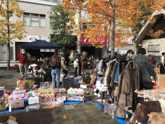 3Nov Perco flea market