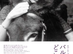 松本CINEMAセレクト映画上映会『バルタザールどこへ行く』『少女ムシェット』