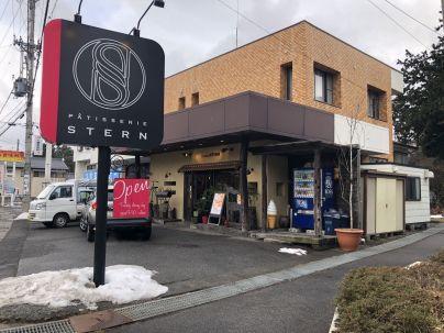 จากมัตสึโมโต้ ร้านอยู่ซ้ายมือติดกับถนนทางที่จะไปคามิโคจิ