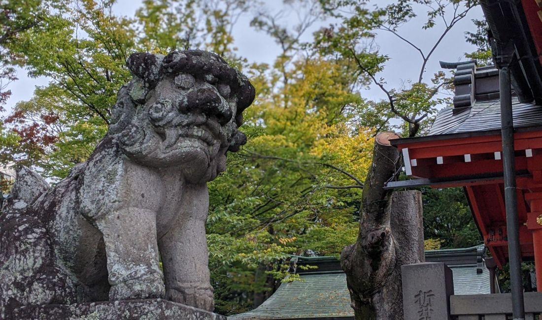 Une histoire de statue