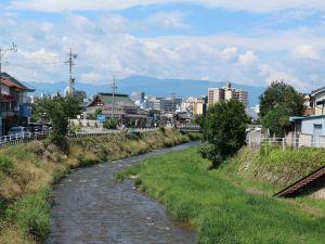 ブラタモリ「#183 松本~国宝・松本城はなぜ愛された?~」新まつもと物語HPで辿ってみる!③女鳥羽川編