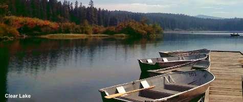 Clear Lake - VisitMcKenzieRiver com