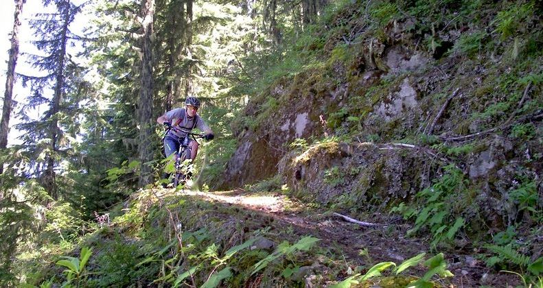 O'Leary Loop Trail - epic mountain bike ride