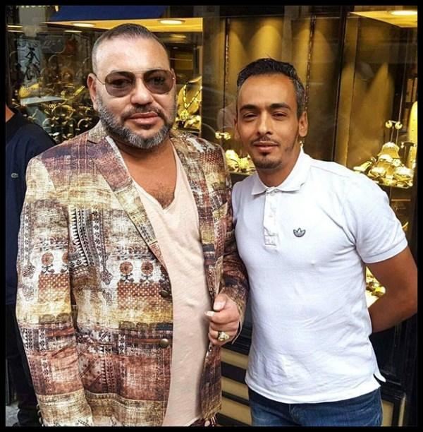 King Mohamed 6