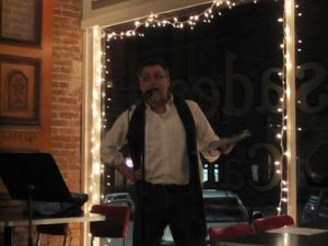 Writers Night at the Pal hosted by Mike Moran