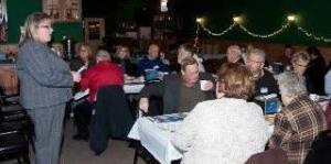 Community Leaders Breakfast at Gwen's