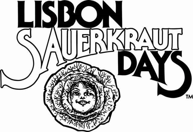 Lisbon Sauerkraut Days Logo