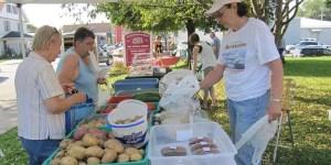 Mount Vernon Outdoor Summer Farmers' Market