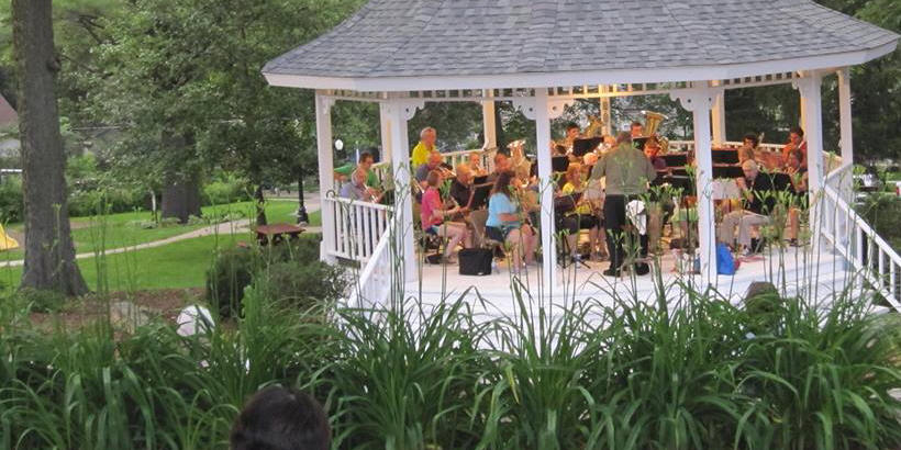 Tuneful Tuesdays Concert in the Mount Vernon Gazebo