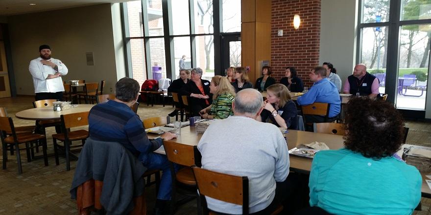 Community Leaders Breakfast