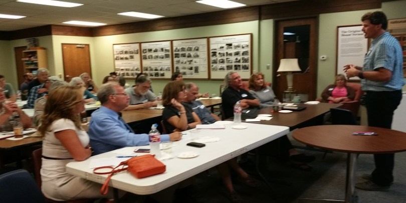 Small Business Workshop at FSCC