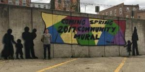 Coming Spring 2017 Community Mural