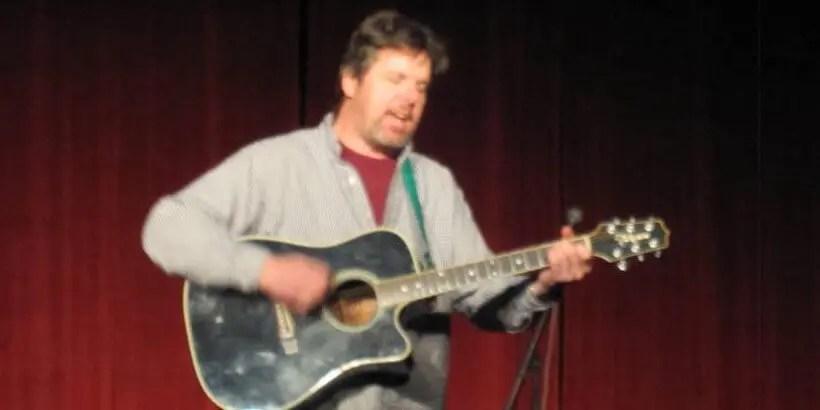 Mike Moran Iowa Goatsinger