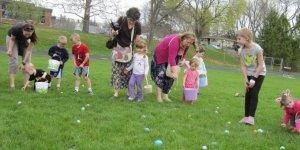 Easter Egg Dash April 2017