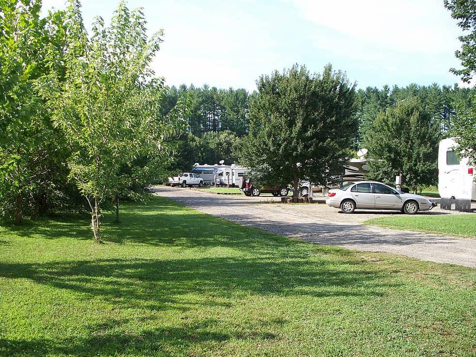 Riverhouse Acres Campground RV  Tent  Visit NC Smokies