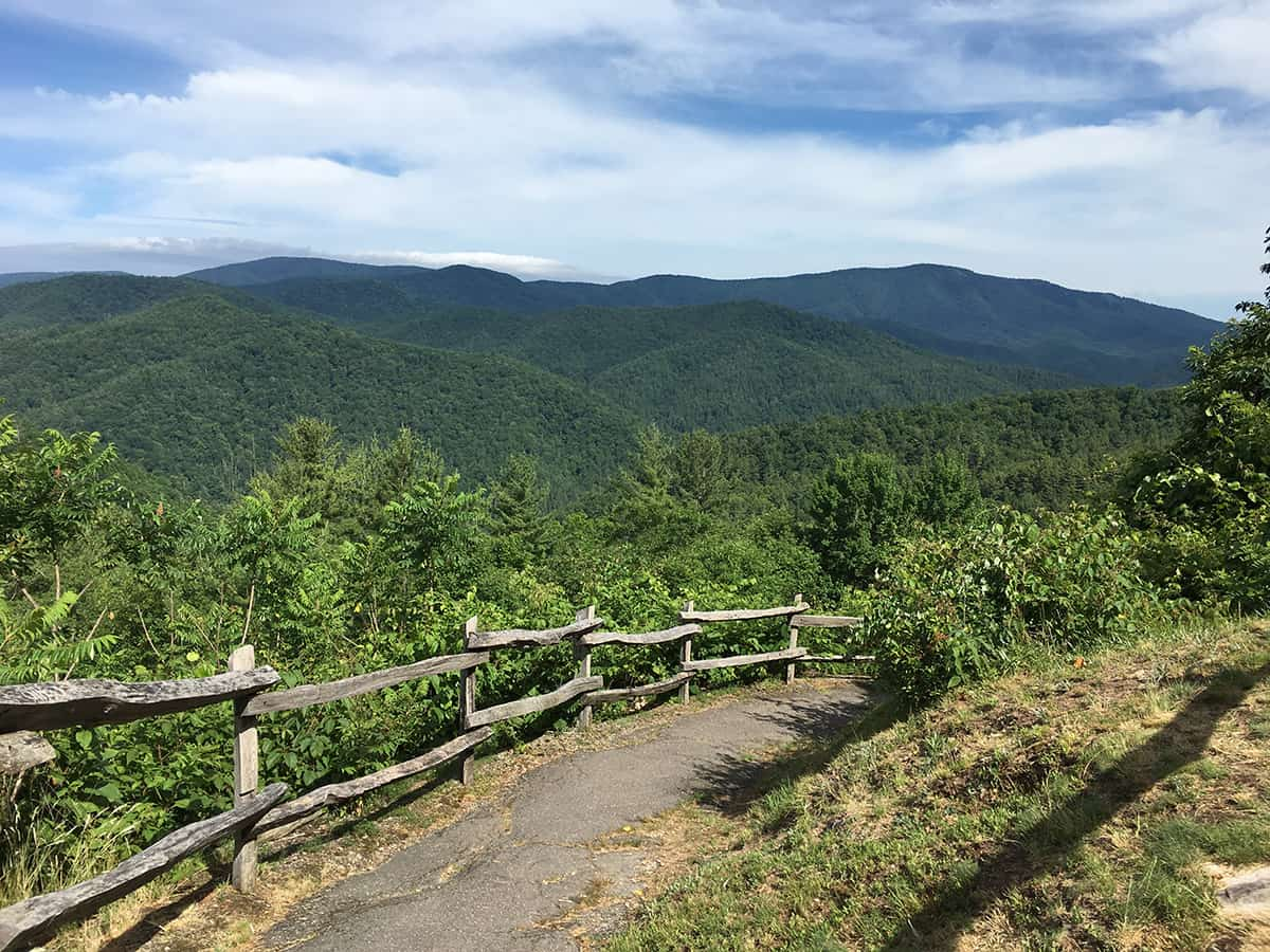 East Loop of Great Smoky Mountains National Park  Visit