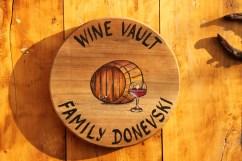 hmoe produced wine and rakija