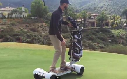Golf Board Fun in San Diego