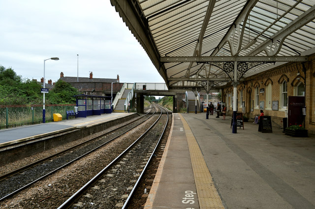 Northwich Train Station