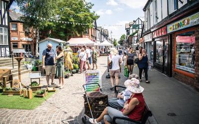 Northwich Business Improvement District reflects upon positive first term
