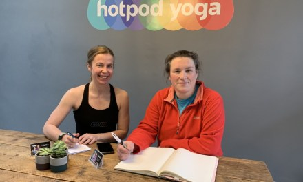 Hotpod Yoga Northwich and Rock Salt Running join forces to create a new daytime running initiative